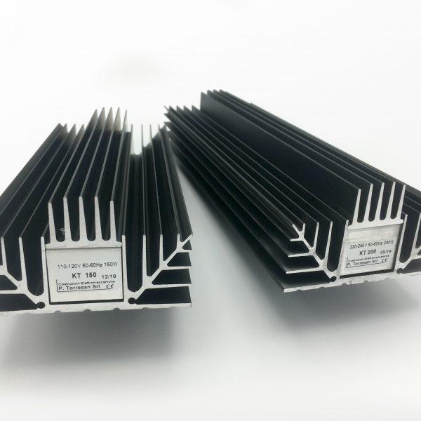 Aluminum heat spreaders